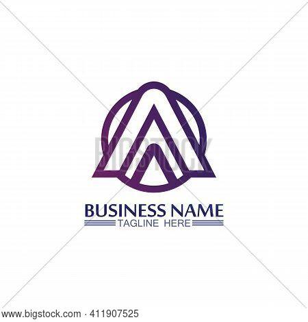 Arrow Vector Illustration Icon Logo Template Design A Logo Shape, Accurate