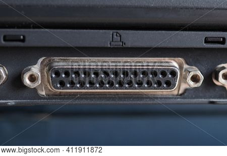 Parallel Port On Pc