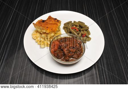 Delicious And Authentic Caribbean Cuisine Known As Oxtails