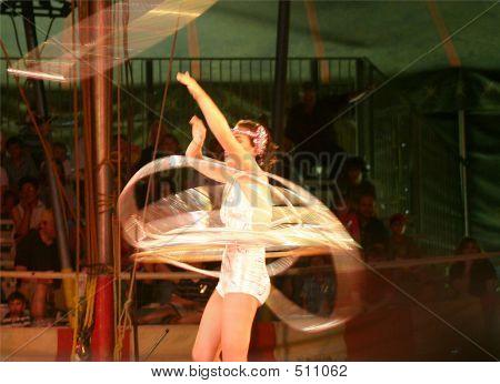 Hula Hoop Girl 3
