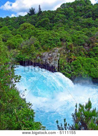 Huka Falls, Waikato River, New Zealand