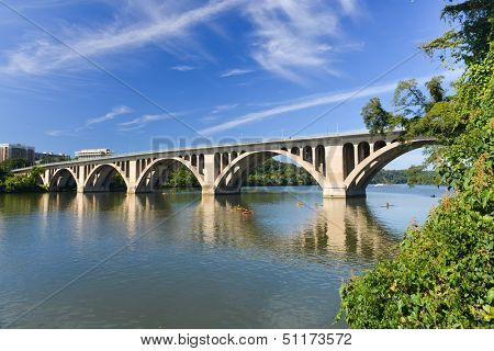 Key Bridge - Washington DC, United States