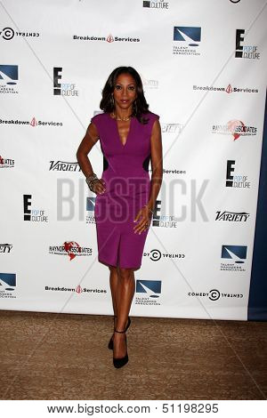 LOS ANGELES - SEP 19:  Holly Robinson Peete at the Heller Awards 2013 at Beverly Hilton Hotel on September 19, 2013 in Beverly Hills, CA