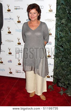 LOS ANGELES - SEP 20:  Imelda Staunton at the Emmys Performers Nominee Reception at  Pacific Design Center on September 20, 2013 in West Hollywood, CA