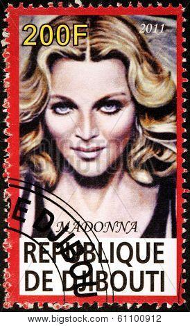 Madonna Stamp
