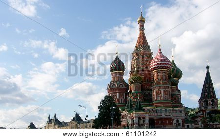 Blessed Basil Cathedral
