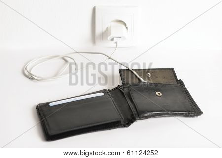 Charging An Empty Wallet