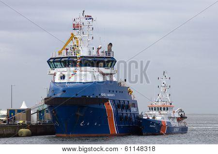 Dutch Coastguard
