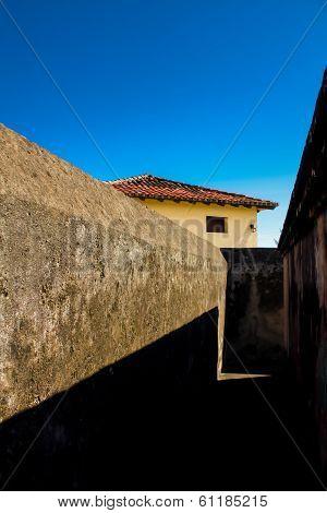 Fort Walls In Baracoa, Cuba