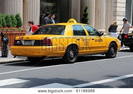 Philadelphia Taxi
