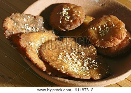 Ariselu - A South Indian Sweet Dish from Andhra Pradesh