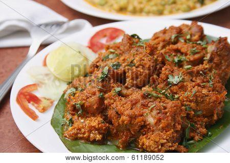 Chicken Sukka - A Preparation From Mangalore