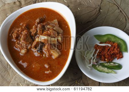 Sorpotel - Is A Dish Of Portuguese Origin Commonly Cooked In Goa