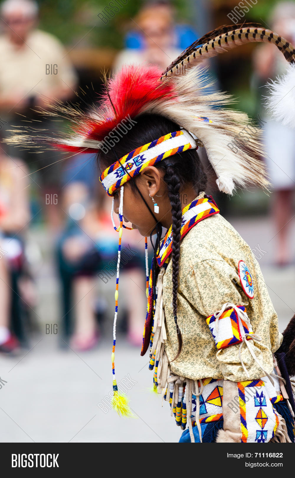 Young Blackfoot Indian Image & Photo (Free Trial)   Bigstock
