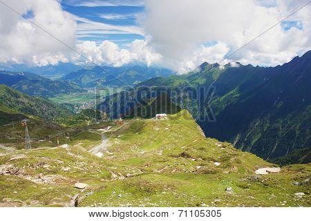 Kitzsteinhorn. Austria