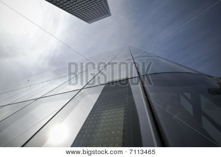 The Corner Of A Building