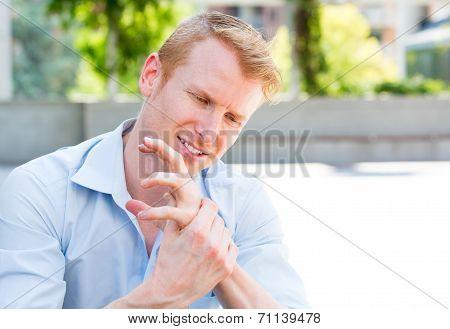 Bad Hand Pain