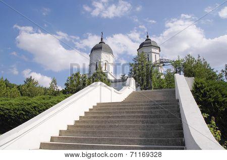 Church In Celic Dere Monastery,  Romania