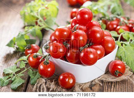 Fresh Cherry Tomatoes