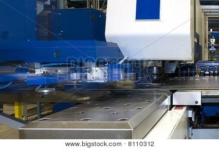 Cnc Puncing Press