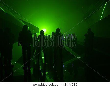 Standing Int The Light