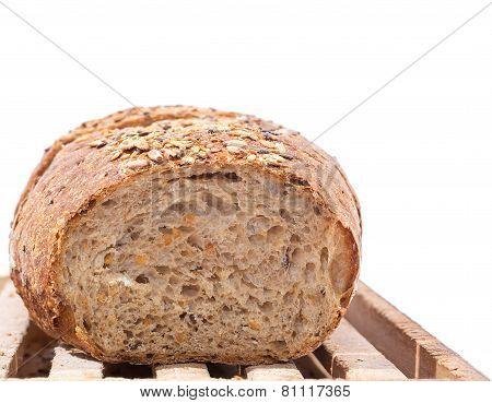 Cut Whole Grain Bread
