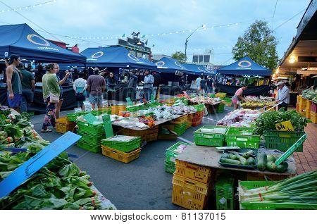 Rotorua Night Market - New Zealand
