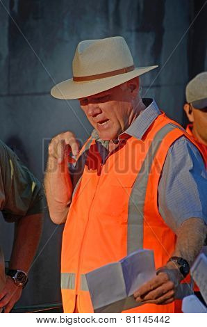 Film Director Joe Johnston