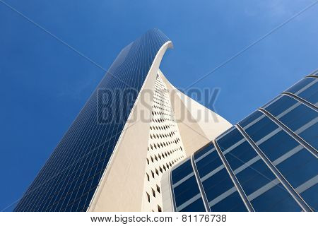 The Al Hamra Tower In Kuwait