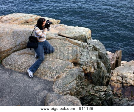 Young Professional Photographer