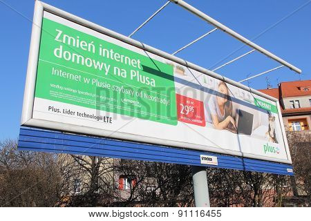 Plus Mobile Operator, Poland