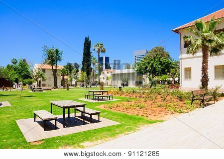 Sarona Compound, Tel-aviv