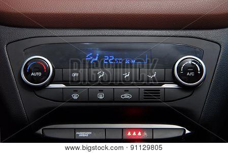 automatic Car Air Conditioner