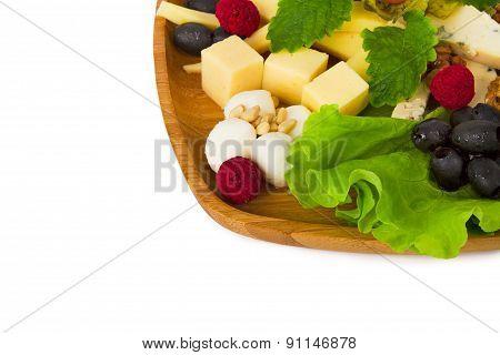 Gourmet Cheeseplate