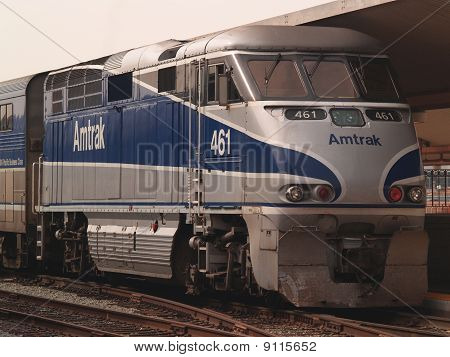 Amtrak Locomotive