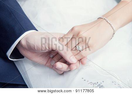 wedding engagement with diamond ring