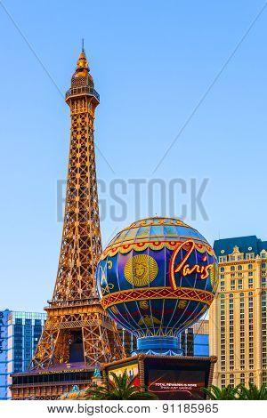 Paris Las Vegas Hotel And Casino In Las Vegas
