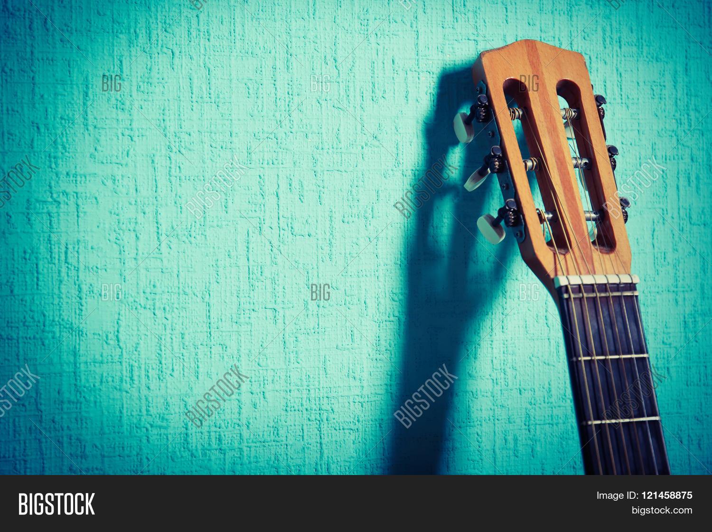 Imagen Y Foto Classical Guitar On Prueba Gratis Bigstock