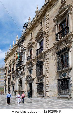Royal Chancery, Granada.