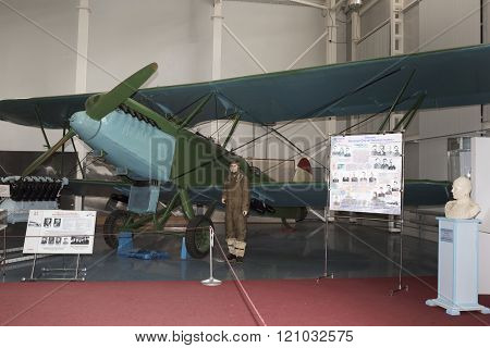 R-5 - Reconnaissance Aircraft (1928) .max. Speed,km / H-250