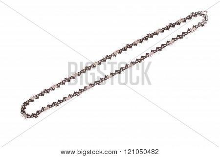 Metal Chain Saw Pattern