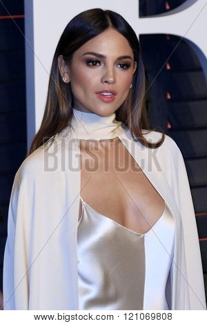 LOS ANGELES - MAR 3:  Eiza Gonzalez at the Bosch Season 2 Premiere Screening at the Silver Screen Theater at the Pacific Design Center on March 3, 2016 in West Hollywood, CA
