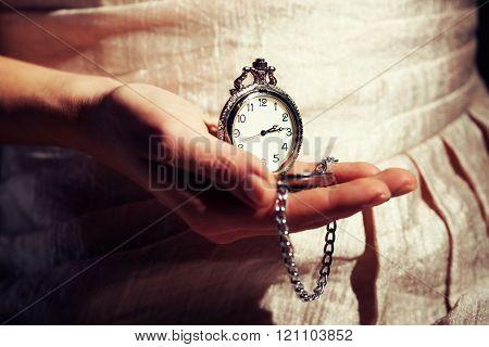 Precious time watch