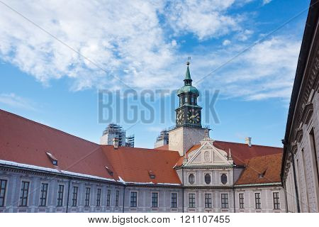 The Munich Residence