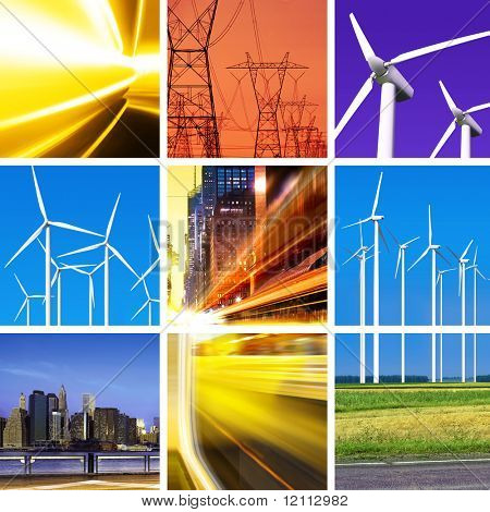 collage of electric power and innovative energy industry