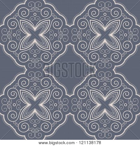 Ornamental Retro Pattern