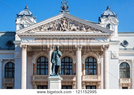 Iasi national theatre Vasile Alecsandri, Romania