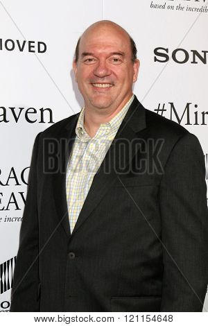 LOS ANGELES - MAR 9:  John Carroll Lynch at the Miracles From Heaven Premiere at the ArcLight Hollywood Theaters on March 9, 2016 in Los Angeles, CA