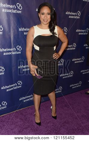 LOS ANGELES - MAR 9:  Tracie Thoms at the A Night at Sardis - 2016 Alzheimer's Association Event at the Beverly Hilton Hotel on March 9, 2016 in Beverly Hills, CA