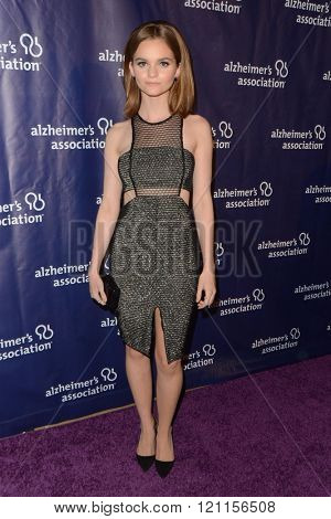 LOS ANGELES - MAR 9:  Kerris Dorsey at the A Night at Sardis - 2016 Alzheimer's Association Event at the Beverly Hilton Hotel on March 9, 2016 in Beverly Hills, CA